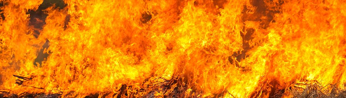 Tres chiringuitos destruidos en menos de un mes en la costa de Málaga